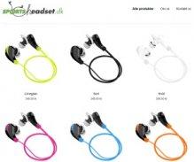 Sports-headset