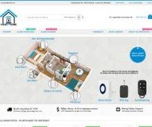 ViewMyHome - Alarmsystem til hjemmet