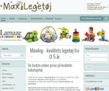 Maxi Legetøj
