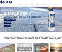 Surfa Rengøringsmidler