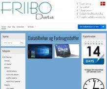 Friibo-data