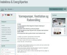 Indeklima og EnergiXperten
