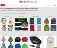 BroderiShop