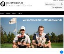Golfhandsker